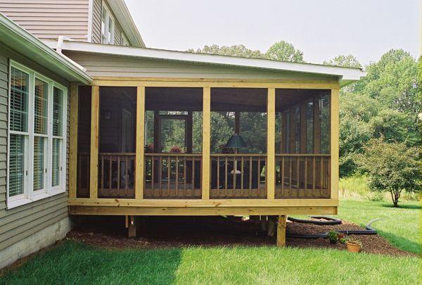 Best 25+ Screen porch kits ideas on Pinterest   Slide ...