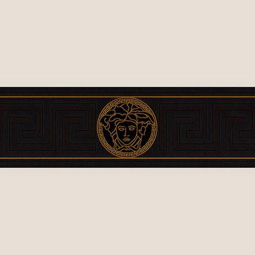 Versace Home Decor | Bordo greca 93522-4 Versace Home decor 5 Mt.