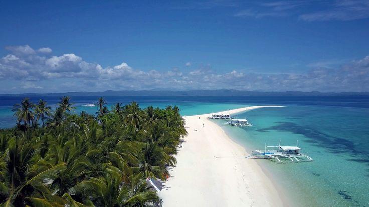 Kalanggaman Island, Leyte, Philippines #philippines #beach #paradise #travel #holiday