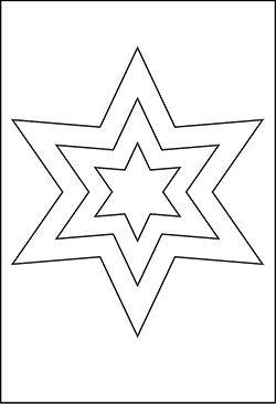Stern Vorlage Kostenlos 386 Malvorlage Stern Ausmalbilder