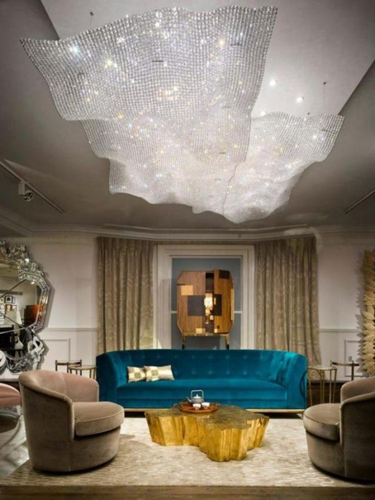 Tips Decorate Modern Living Room Furniture