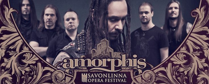 Concert: Amorphis 20th July 2014