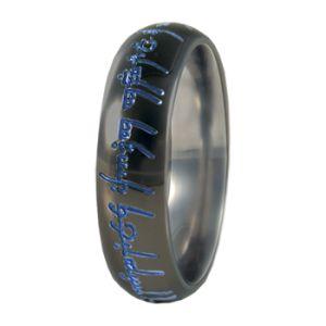The One Titanium Ring