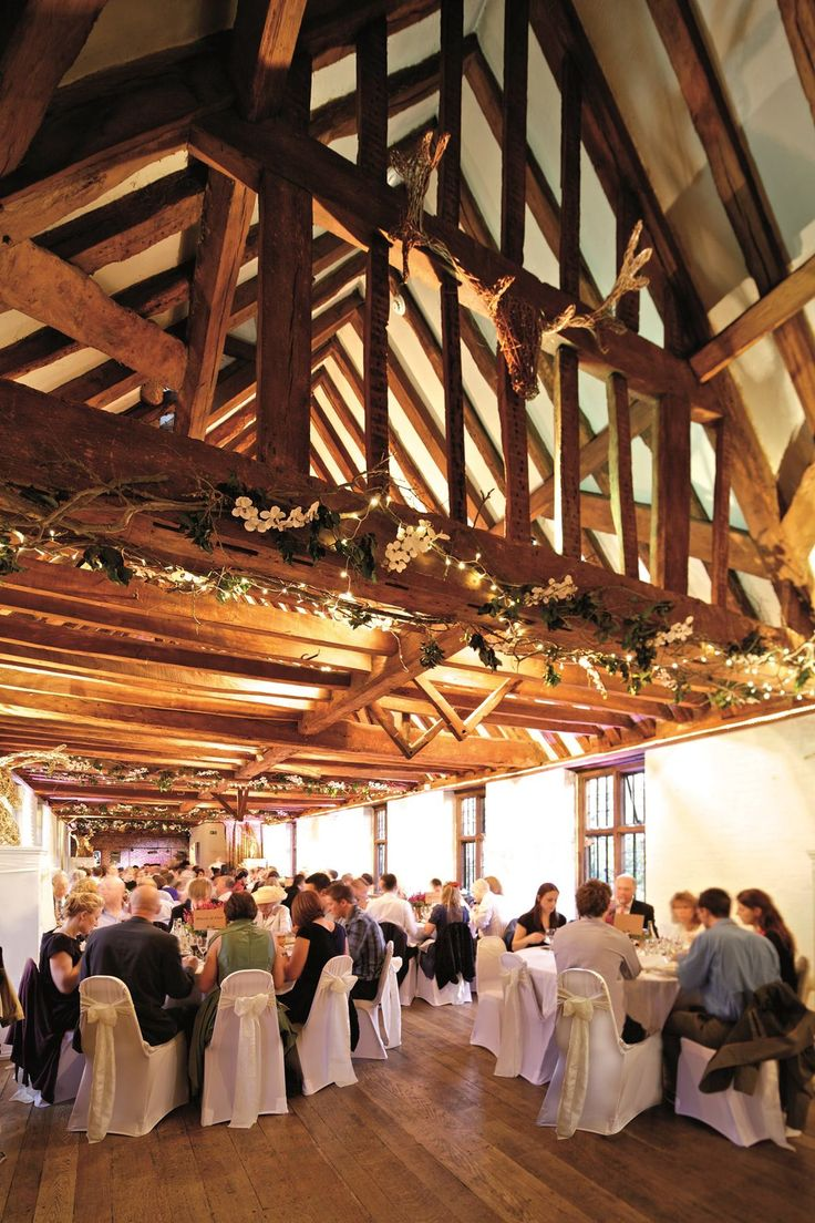 Stunning Oak Beamed Tudor Barn For A Beautiful London Wedding Https