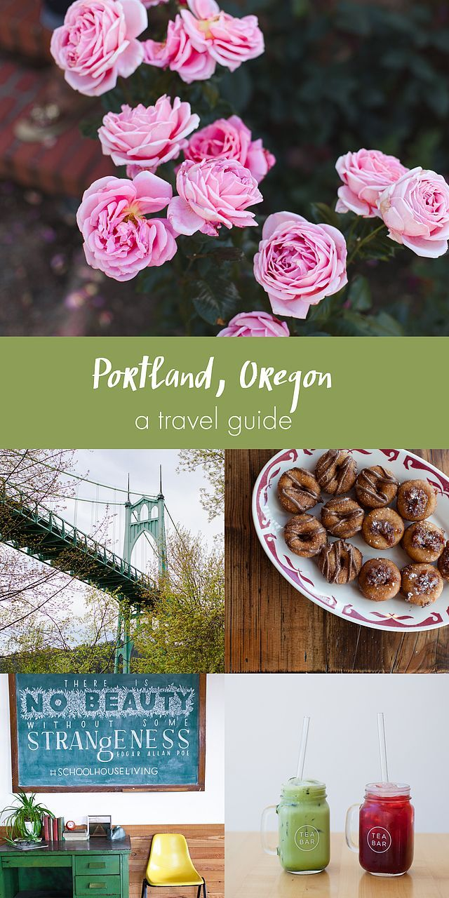 I've lived in Portland my whole life, save for a short stint in the Midwest for college. It's easy to get stuck in a rut when you live in your hometown—I tend to stick to tried and true coffee shops a