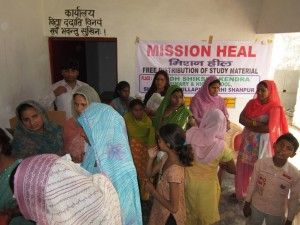 Mission Heal | Protecting the women against discrimination