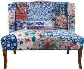 Moroccan Love Seat - Complete Pad ®