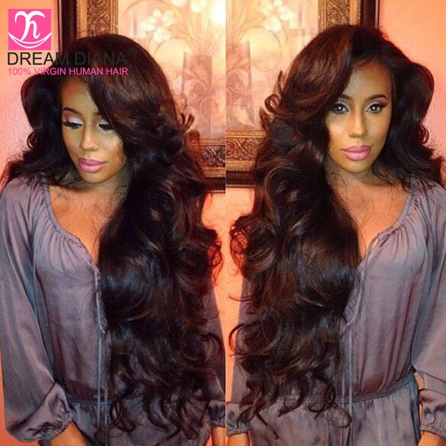 7A Brazilian Lace Frontal Closure With Bundles Full Lace Frontal Closure 13x4 With Bundles Lace Frontal Brazilian Body Wave