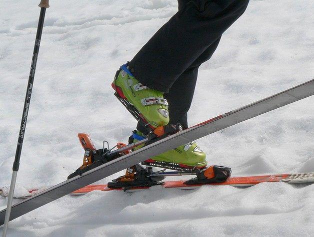choosing ski binding