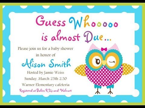 10 best Very Best Baby Shower Invite Simple Design images on - baby shower flyer templates free