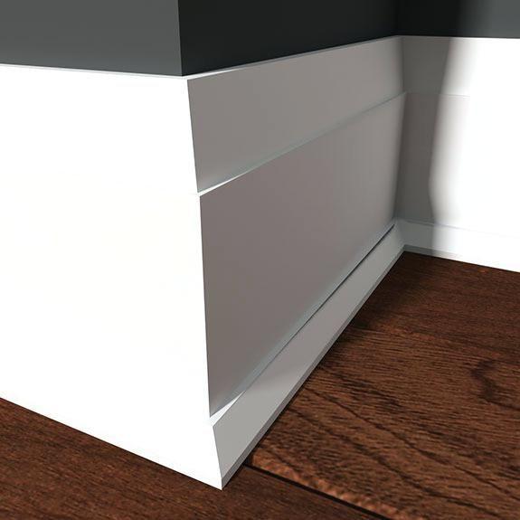 Base Cap Molding Profiles Base Combination Part Of The Metrocollection Clean Modern Molding Profiles Clean Modern Mouldings Interior Trim