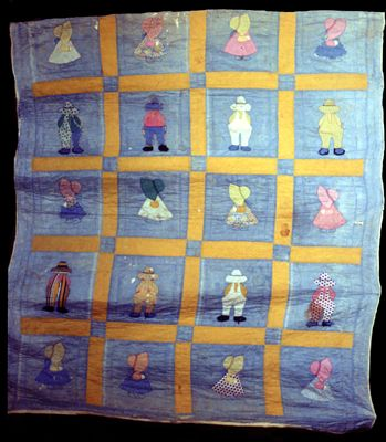 7 best Quilts in History: Sunbonnet Sue images on Pinterest ... : quilts usa - Adamdwight.com