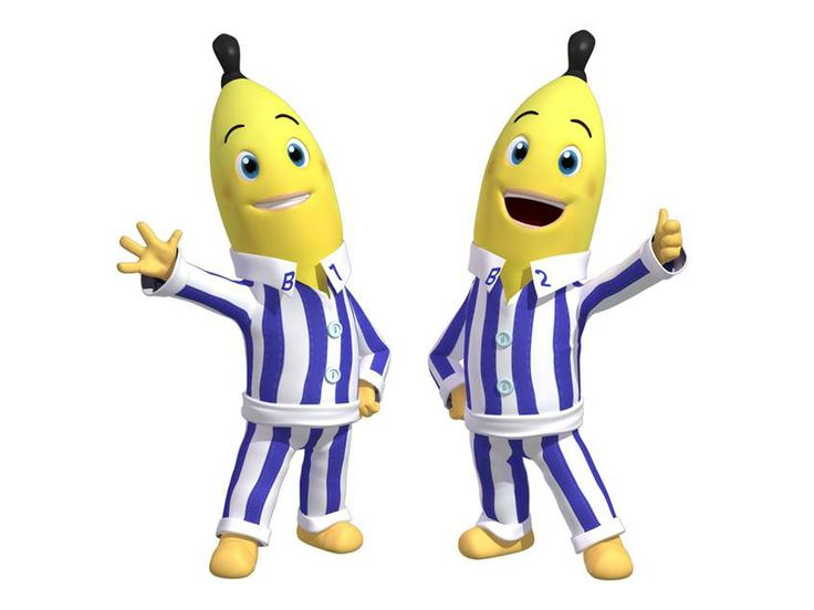 Bananas In Pyjamas Are You Thinking What I M Thinking B1