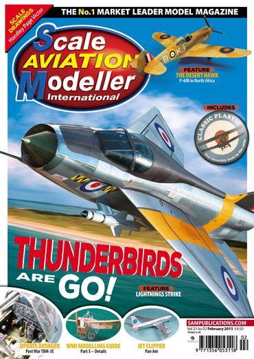 Scale Aviation Modeller International - February 2015