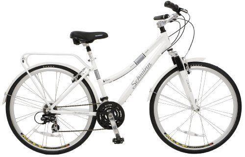 Schwinn Discover Women's Hybrid Bike (700C Wheels) great bike, fun and easy to ride did not take too long to put together, seem very well built for price ($209.99)
