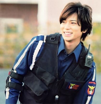 Jun Matsumoto 松本潤/Lucky Seven