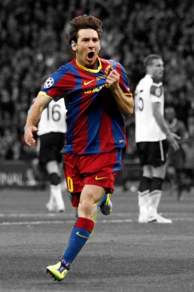 Messi , The best soccer player in the world