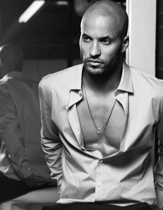 Ricky Whittle by Emily Soto