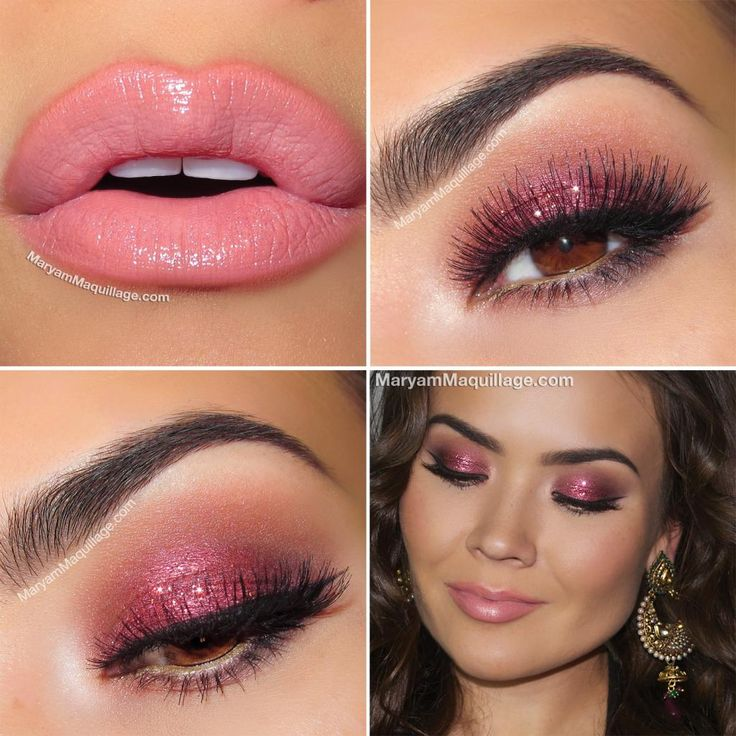 """Maryam Maquillage: """"Wine Down"""" Holiday Makeup"""