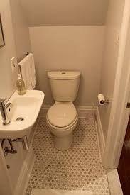 Small Half Bathroom Dimensions 8 best half bath images on pinterest   bathroom ideas
