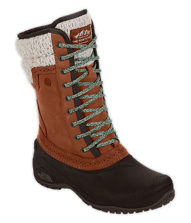 WOMEN'S SHELLISTA II MID BOOT color: DACHSHUND BROWN / DEMITASSE BROWN (if i have the oscar green winter coat) or desert palm brown/balsam blue