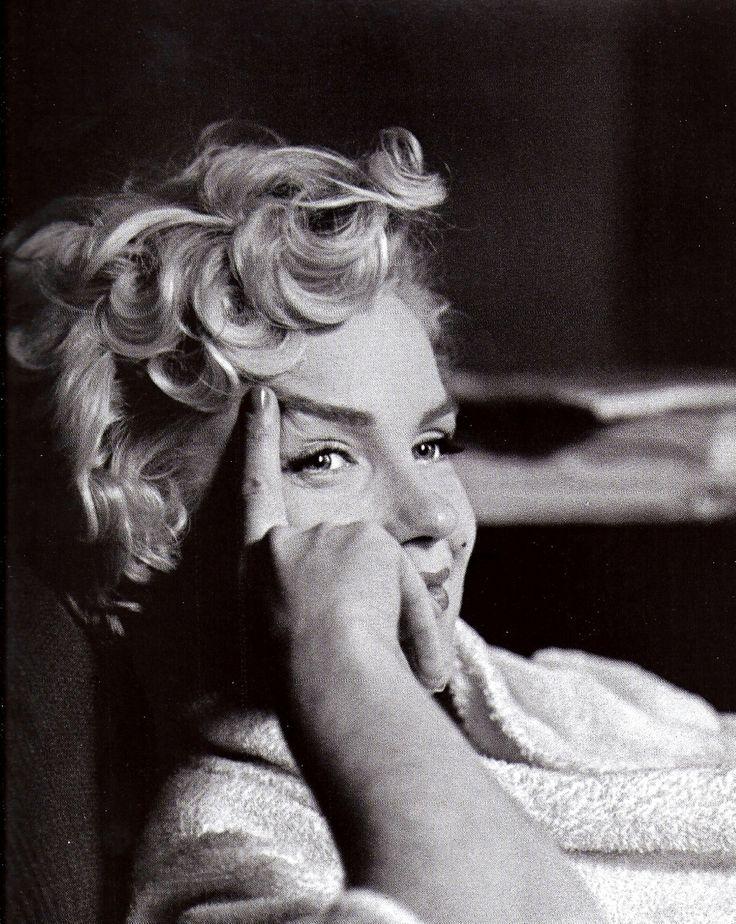 thoughtful Marilyn