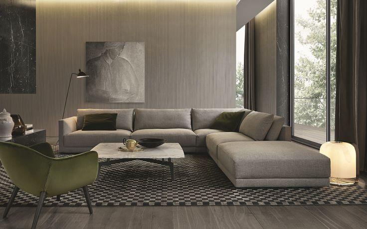 Che fantastica giornata!  (Se fossimo sdraiati su un divano #Poliform).   Scopri di più. > http://bit.ly/Blog-Poliform ... e lo shop. > http://bit.ly/Divani-Novarredo