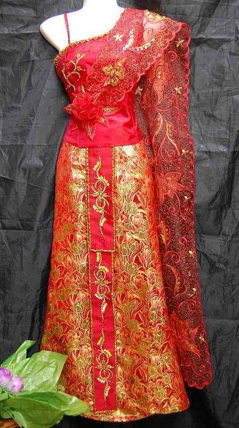 Thailand Dress | Traditional Thai Wedding Dress