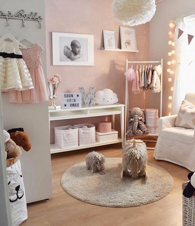 Deko Und Regale 2019 Deko Und Regale Junges Madchen Zimmer Madchen Kinderzimmer Madchen Kinderzimmer Ideen Madchen Girls Room Paint Baby Room Decor Girl Room