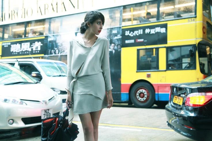 Chicmuse Com, Hong Kong, Colors Variations, Trav'Lin Lights, Blog Archives, Outfit Inspo, Women Clothing, Kong Lights