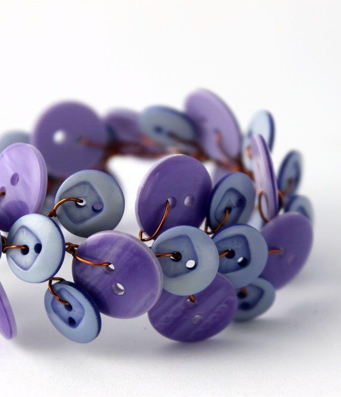 Ivy Bracellet - Lavender
