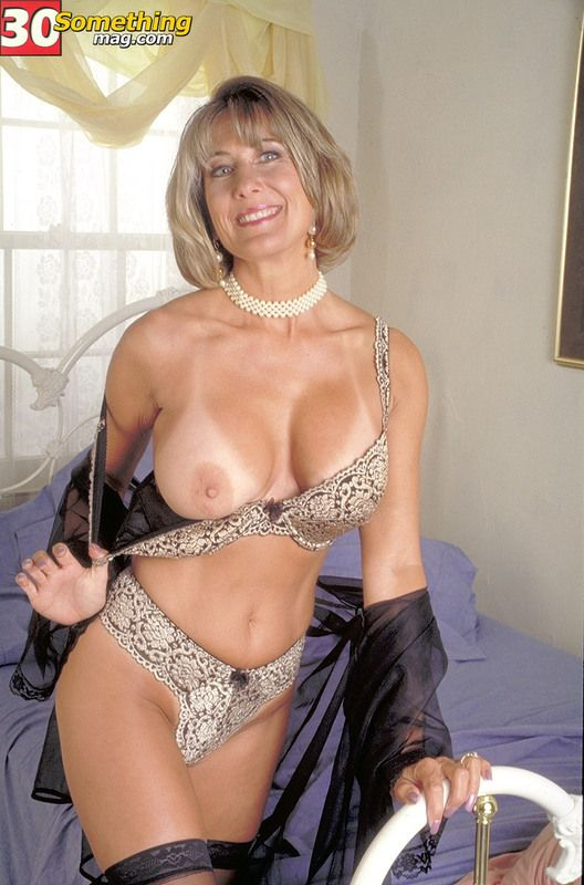 Coonymilfs – Barbie from 40 Something Mag, Busty milf Image #3…, boobs nipples