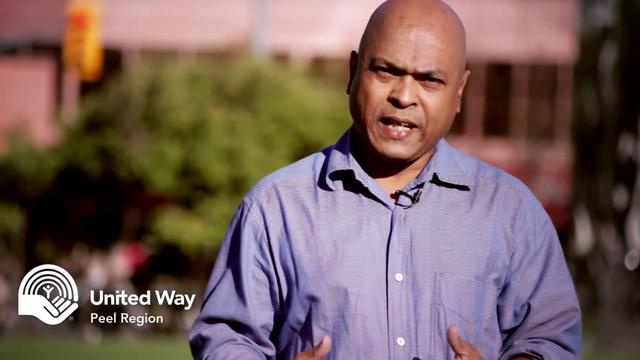 Nikesh's story by United Way of Peel Region. United Way works for everybody. It works for children; it works for abused woman; it works for seniors; it works for newcomers.