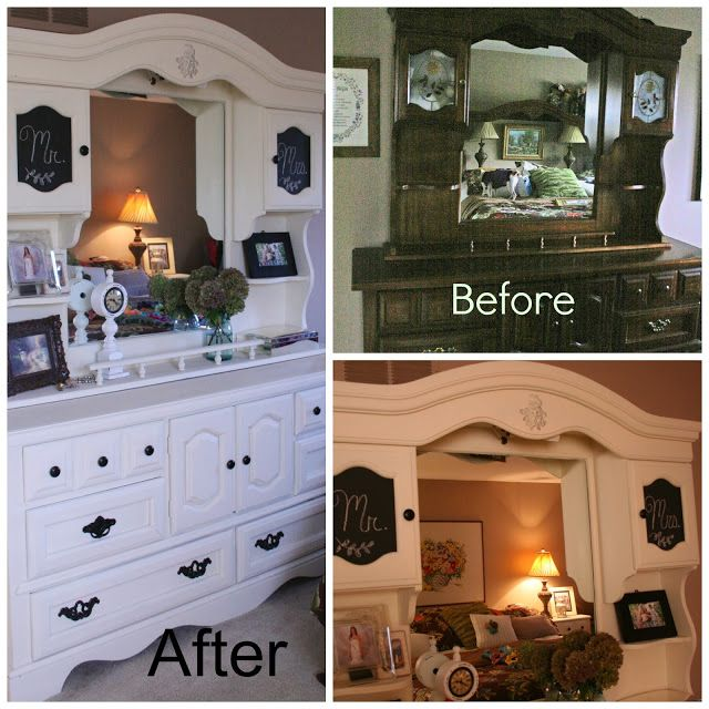 Master Bedroom Redo Priscilla Diy Projects Style Ideas Pinterest Furniture Painting