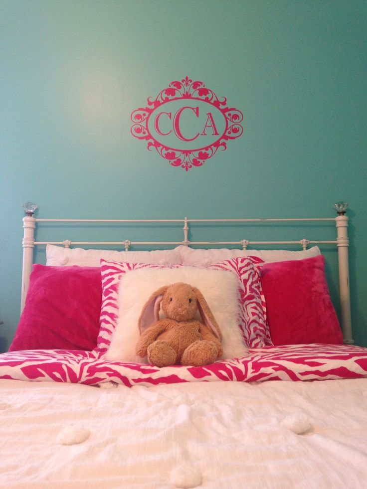 20 Best Images About Pink And Blue Bedroom Ideas On