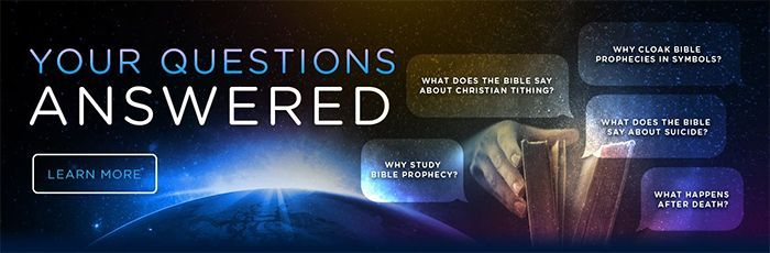 Expand your universe by digging deeper into the Word of God.  We have free online Bible Studies, a Free Bible School, articles on Bible Prophecy, and much more ...