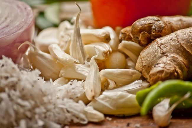 8 prírodných antibiotík z vašej kuchyne
