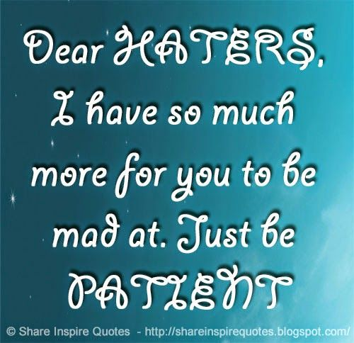 Tattoo Quotes You Are So Much More: 17 Best Quotes For Haters On Pinterest
