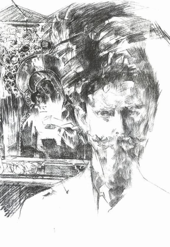 Рисунки Михаила Врубеля. Обсуждение на LiveInternet - Российский Сервис Онлайн-Дневников