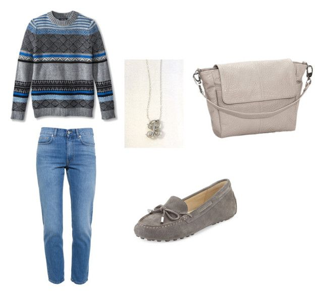 """Casual Saturday"" by brenda-garretson-keefer on Polyvore featuring Acne Studios and MICHAEL Michael Kors:"