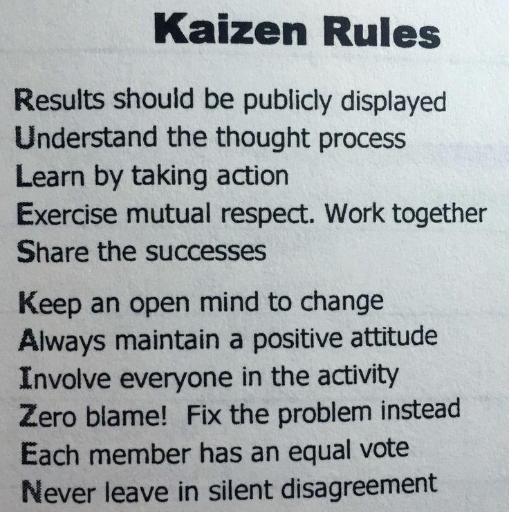 127 best Continuous improvement , Quality Management ( Kaizen - quality management plan