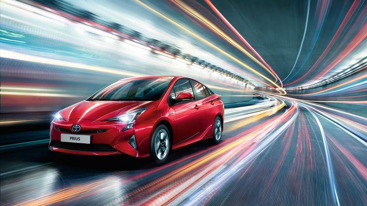 Toyota Prius - A Hybrid Icon. Again. | Toyota UK