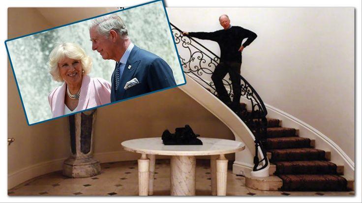 Κέρκυρα: Στη βίλα Rothschild ο πρίγκιπας Κάρολος για διακοπές με την Καμίλα