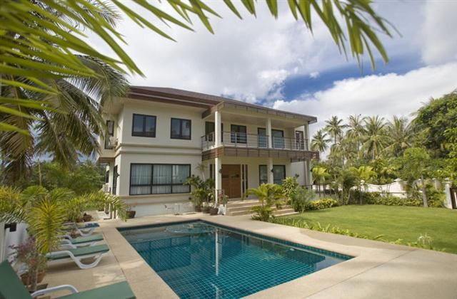4 Bedroom Villa in Baan Taling Ngam