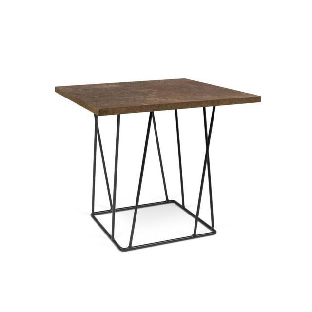 Inside 75 Tema Home Table Basse Helix 50 Structure Laquee Noire Table Basse Design Italien Table Basse Table Basse Design Pas Cher