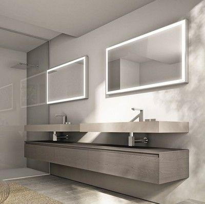 Více než 25 nejlepších nápadů na téma Badspiegel nach maß jen na - badezimmerspiegel nach mass