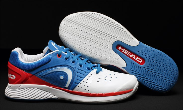 Race around the court in the ultra light and stable Head Sprint Pro tennis shoe!