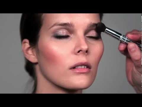 Dior make-up masterclass   Harrods Magazine, April 2013   harrodsmagazine.com - YouTube