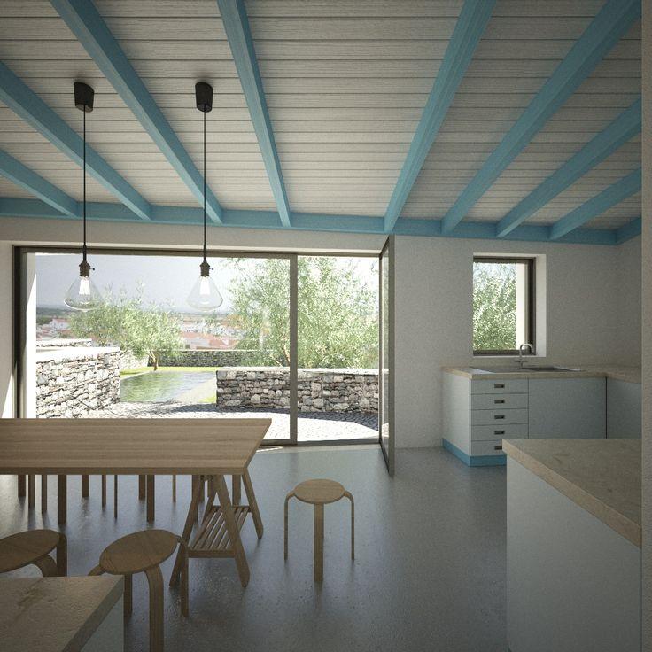 You saved to @walkingmyshoes Rénovation d'une Maison au Alentejo. Bruno Ramos Ferraz, Architecte Suisse - Portugal www.brfarc.com