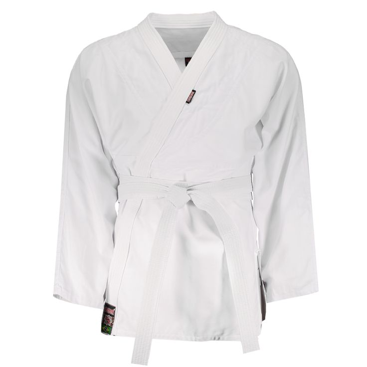 Kimono Shiroi Reforçado Judô Branco Somente na FutFanatics você compra agora Kimono Shiroi Reforçado Judô Branco por apenas R$ 189.90. MMA. Por apenas 189.90